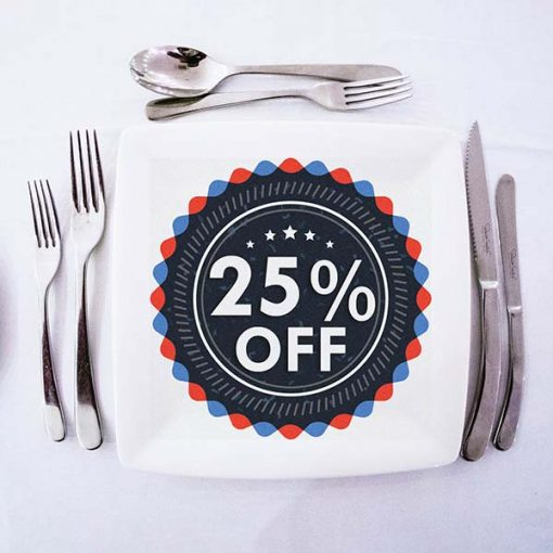 25% OFF Every Wednesday - Sheene Mill