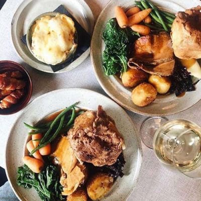 Sheene Mill - Sunday Roast